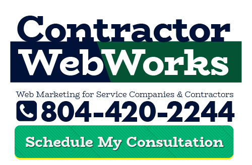 virginia contractor websites