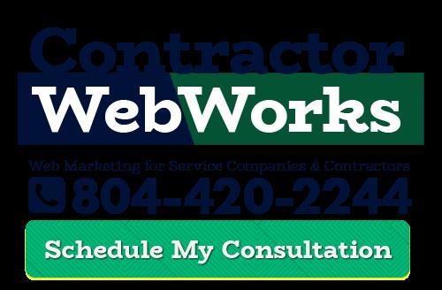 virginia contractor websites